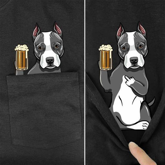 cute and lovely pitbull shirt (5923559440564)