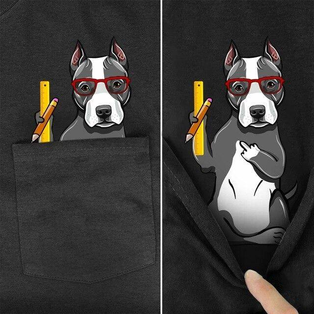 cute and lovely pitbull shirt (5923559375028)