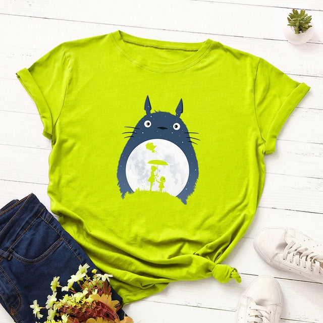 Create  Cat Graphic Women's Shirt (5946616479924)