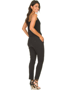casiope jumpsuit abigail black