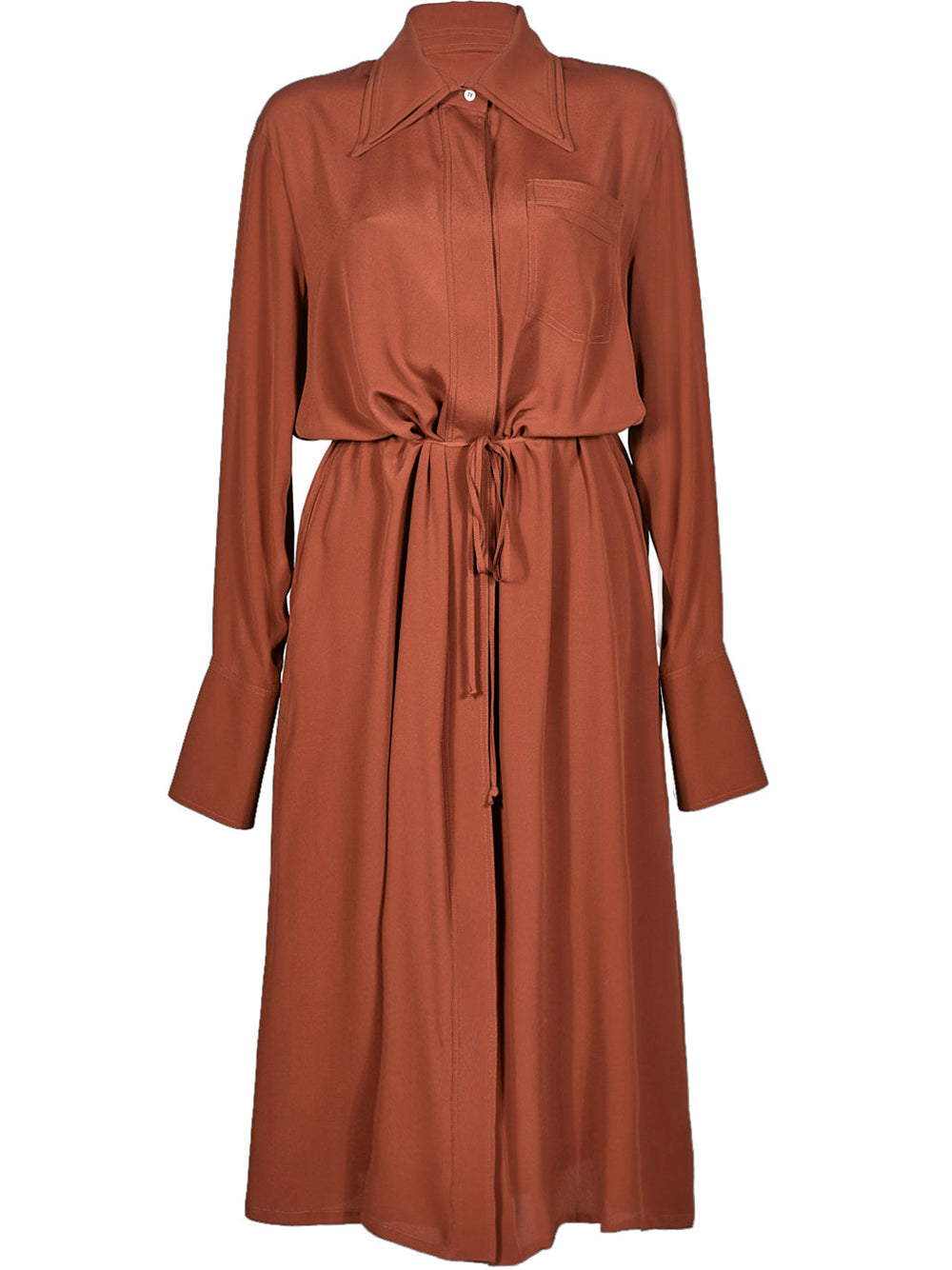Grifoni Button Down Dress