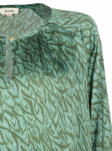 Diega Chicana Printed Blouse