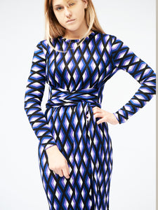 Diane von Furstenberg Gabel dress
