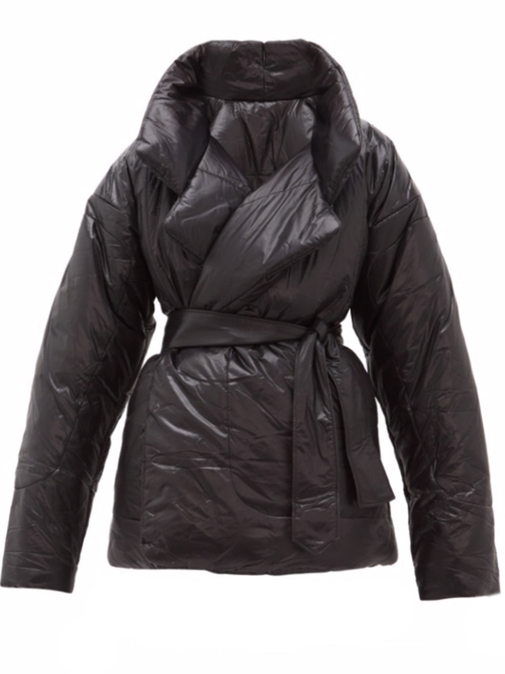 Norma Kamali Sleeping Bag Coat Short