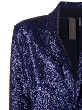 Load image into Gallery viewer, Norma Kamali SEQUIN BLAZER