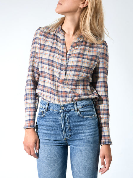Heavenly Check Shirt