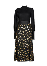 Load image into Gallery viewer, Nalani Chiffon Midi Wrap Skirt