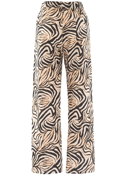 DIEGA PUMPO COTTON TROUSER