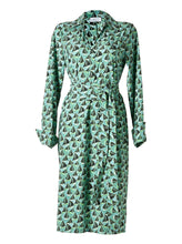 Load image into Gallery viewer, Ariadne Dress Boat Green