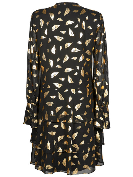 DvF Diane von Furstenberg Mylah Chiffon Mini Dress