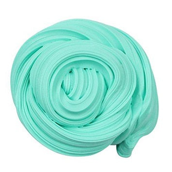 Blue Salt Water Scented Butter Slime