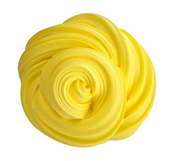 Pineapple Scented Butter Slime