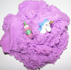 Unicorn Cloud Slime with Candy Scent