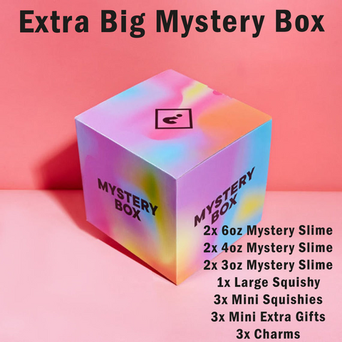 Extra Big Mystery Box
