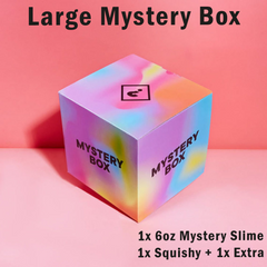 Mystery Slime Box with Extras