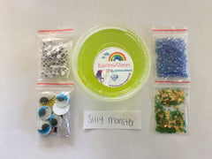 Design Your Clear Slime - Kit (Green)