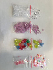 Design Your Clear Slime - Kit (Pink)