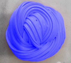 Blueberry Scented Butter Slime
