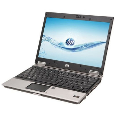 HP EliteBook 2530p 2Duo 2G RAM 160GB 12.1 Laptop With Bag (Refurbished)