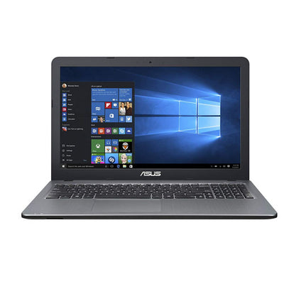 "ASUS F540YA-XX078T - 15.6 ""Laptop (AMD Dual-Core E1-7010, 4GB RAM, 500GB HDD  With Bag (Refurbished)"