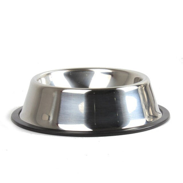 Dog Bowls Stainless Steel Double Pet Bowls for Dog Cats Food Water Feeder Pets Supplies Feeding Dishes Dogs Bowl Small Big Size