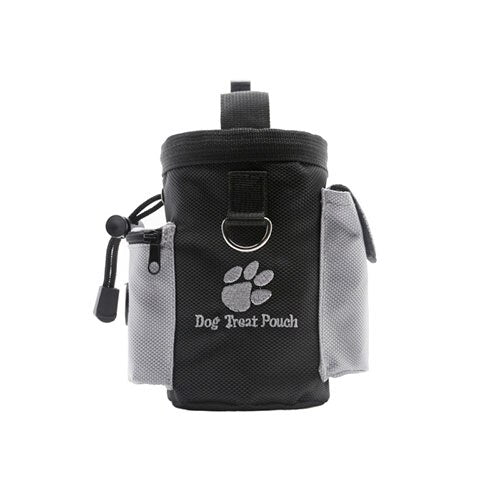 Pet Snack Bait Bag Dog Carriers Pack Pouch Dog Outdoor Walking Food Pouch Puppy Useful Training Food Waist Storage Bag Supplies