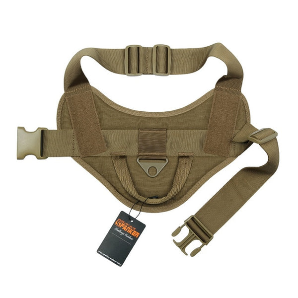 EXCELLENT ELITE SPANKER Tactical Training Hunting Dogs Clothes Outdoor Military Vest For Pets Universal Accessories