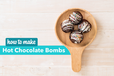How to Make Hot Chocolate Bombs
