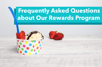 Frequently Asked Questions about Our Rewards Program