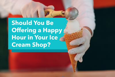 Should You Be Offering a Happy Hour in Your Ice Cream Shop?