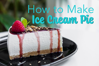 How to Make Ice Cream Pie