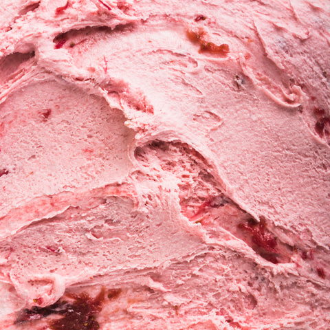 Strawberry Ice Cream, America's Favorite Ice Cream Flavors by State