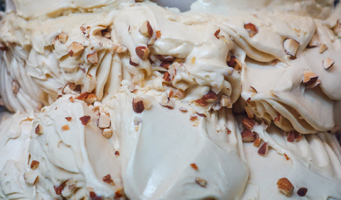 Almond, The Weirdest Ice Cream Flavor in Every State