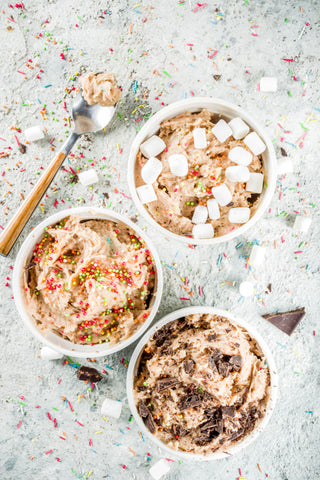 Cookie Dough, Top Ten Toppings You Need in Your Ice Cream Shop