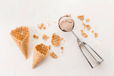 Cones, How to Make Apple Pie Ice Cream
