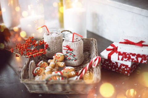 Christmas Basket, How to Drive Traffic to Your Ice Cream Shop in the Winter
