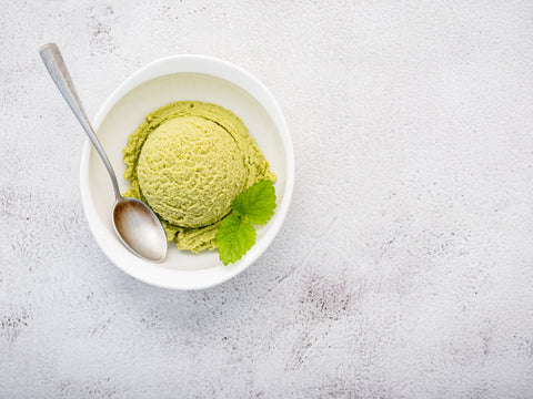 Green, The Weirdest Ice Cream Flavor in Every State