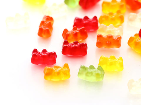 Gummi Bears, Top Ten Toppings You Need in Your Ice Cream Shop