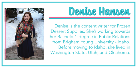 Denise, The Only Ice Cream Base You'll Need