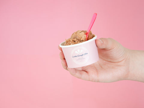 Cookie Dough Bliss, 5 Reasons You Should Invest in Custom Ice Cream Cups