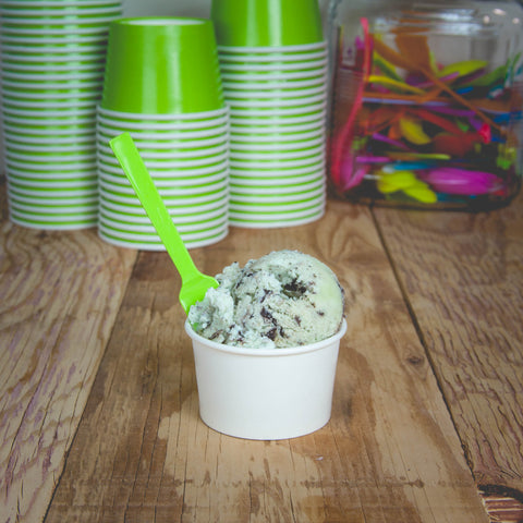 Green Ice Cream, The Weirdest Ice Cream Flavor in Every State