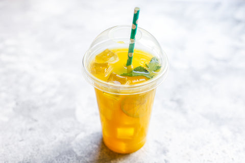 Mango Lemonade, 25 Things You Can Make with Torani Syrups