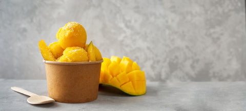 Mango, The Top 5 Boba Flavors You Need in Your Ice Cream Shop