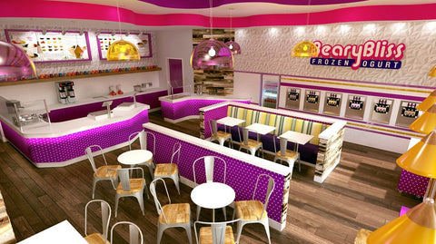Beary Bliss, How to Rebrand Your Ice Cream Shop on the Cheap