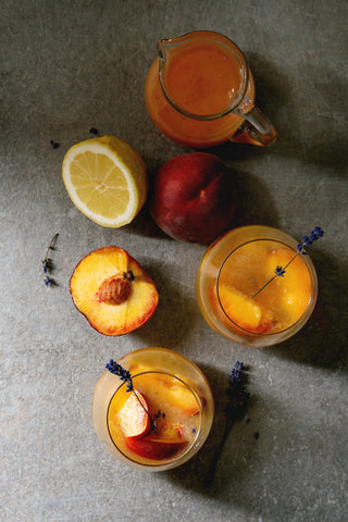 Peach, 25 Things You Can Make with Torani Syrups