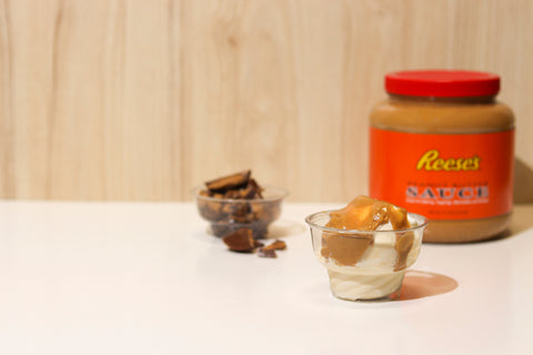 Peanut Butter Sauce, Top Ten Toppings You Need in Your Ice Cream Shop