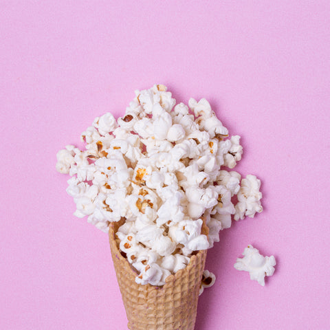 Popcorn, The Weirdest Ice Cream Flavor in Every State