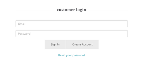 Customer Login, Frequently Asked Questions about Our Rewards Program