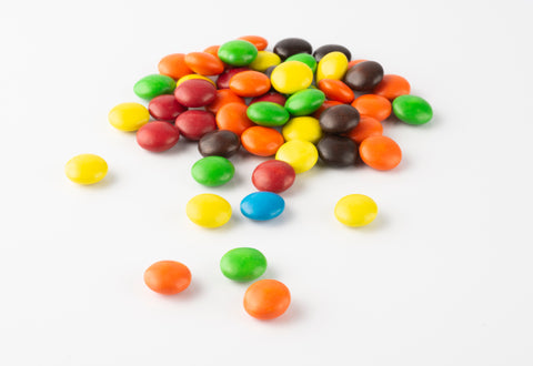 M&Ms, Top Ten Toppings You Need in Your Ice Cream Shop
