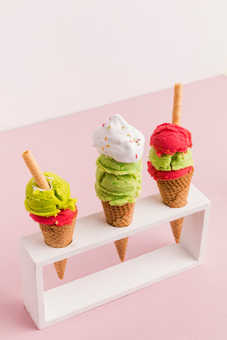 Waffle Cone Holder, All the Ice Cream Shop Supplies You Need to Start Your Shop